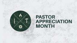 Pastor Appreciation Month Circle  PowerPoint image 1