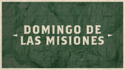 Missions Sunday Map  PowerPoint image 3