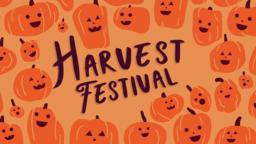 Harvest Festival Pumkin  PowerPoint image 1
