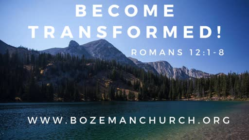 Become Transformed