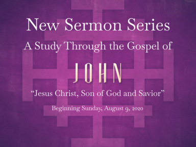 Jesus Christ, Son of God and Savior