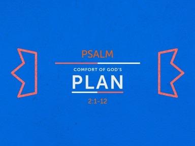Comfort of God's Plan