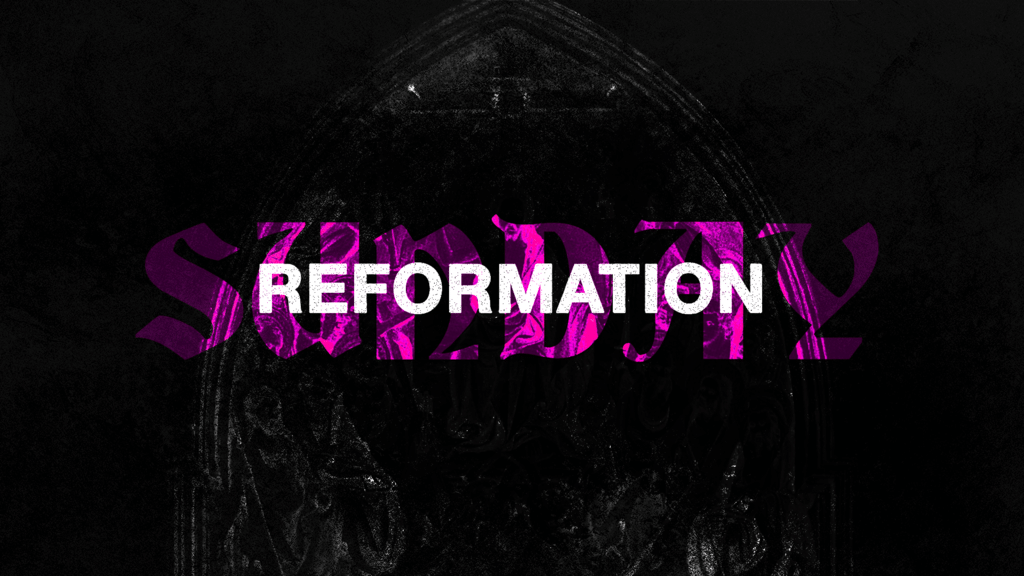 Reformation Sunday Gothic large preview
