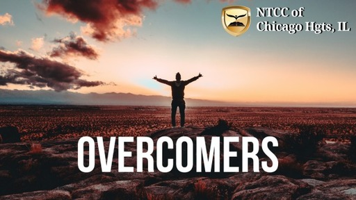 Sunday PM Service 08/09/2020 - Overcomers