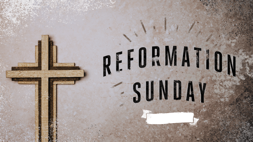 Reformation Sunday Cross large preview
