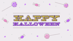 Happy Halloween Candy  PowerPoint image 1