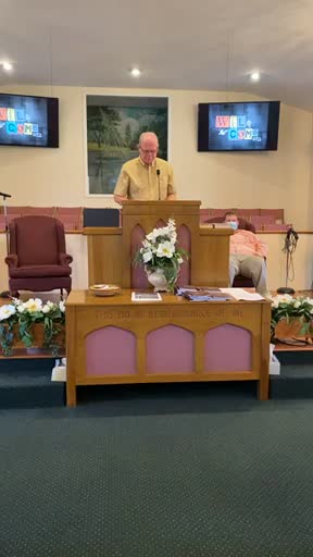 August 9 2020 Sunday Morning Service