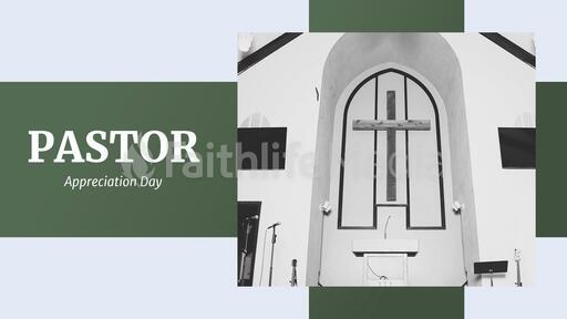 Pastor Appreciation Day Ribbon
