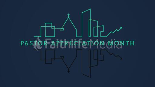 Pastor Appreciation Month City