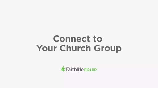 Connect To Our Church Group