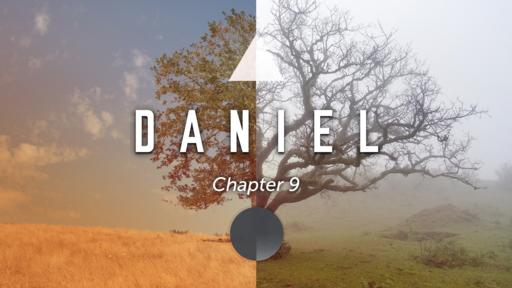 08-09-2020 Daniel 9