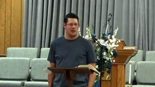 August 12 2020 Bible Study Mount Union Church of the Brethren