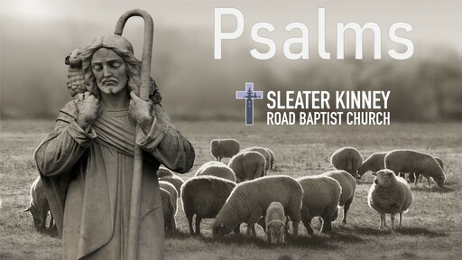 Psalm 55: Cast Your Cares Upon the Lord