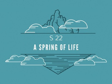A Spring of Life