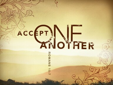 2020-08-16 Accept One Another #42