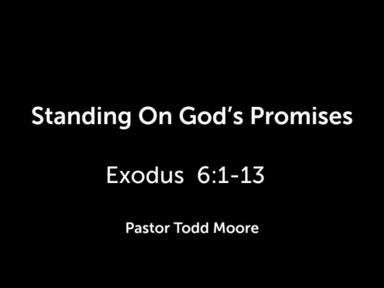 Standing On God's Promises