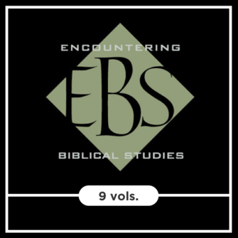 Encountering Biblical Studies Series | EBS (9 vols.)