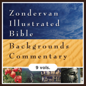 Zondervan Illustrated Bible Backgrounds Commentary | ZIBBC (9 vols.)
