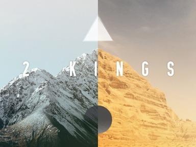 2 Kings 19-20 Hezekiah's Recovery