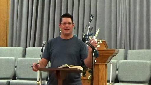 August 19, 2020 Bible Study Church of the Brethren