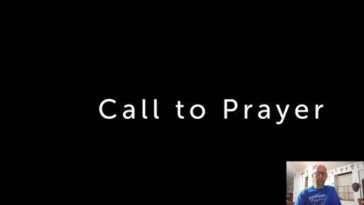 Aug. 20,  '20 Evening PPT Psalm 27