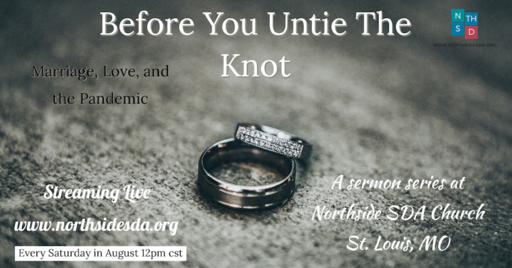 Before You Untie The Knot - Part 3 - When God asked for a divorce.