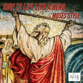 Heroes Season 5: Moses
