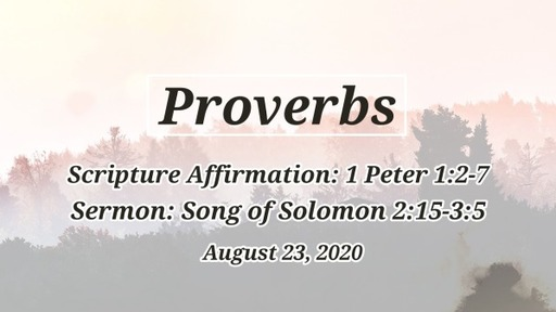 August 23, 2020, Sunday