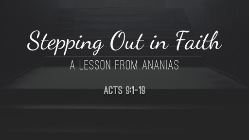 Acts 9:1-19