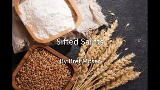 Sifted Saints