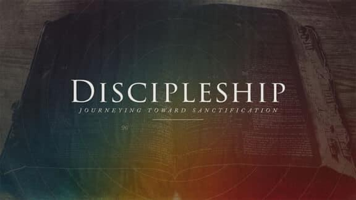 Discipleship: Abide In Me