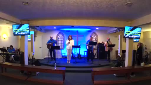 2020 Aug 23 River Church Sunday Faith That Replaces My Bad Habits 2
