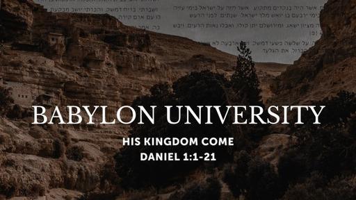 Babylon University