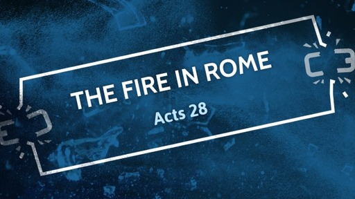The Fire in Rome