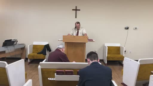 March 15, 2020 Evening Service