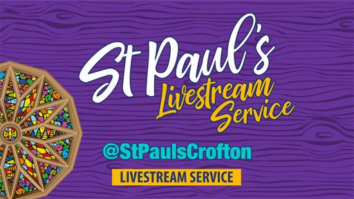 Morning Service (Online) - Chris Stern 09Aug20