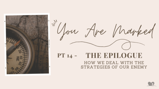 Part 14: How We Respond To The Strategies of The Enemy!!
