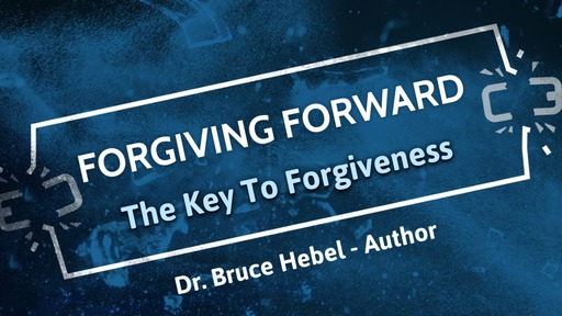 The Key To Forgiveness