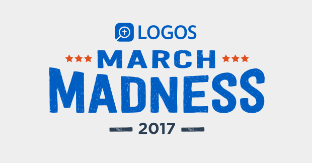 Reformed Theology Logos March Madness 2017 - Round 2, Calvin is losing. You can help change that.  Calvinism