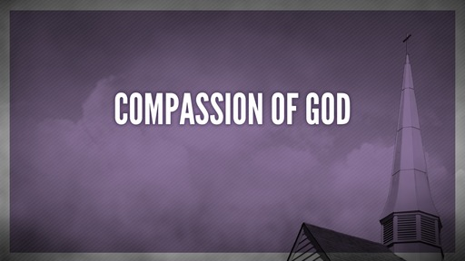 Compassion of God