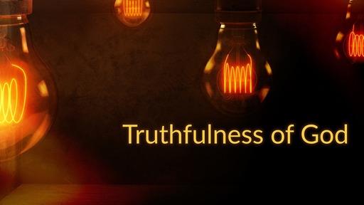 Truthfulness of God