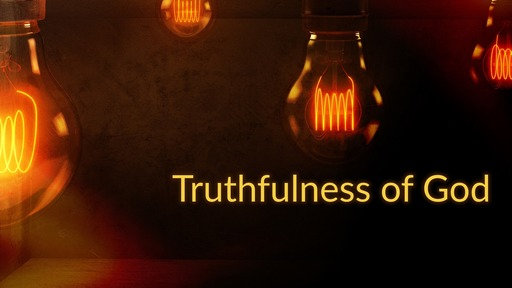 Truthfulness of God
