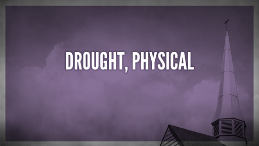 Drought, physical