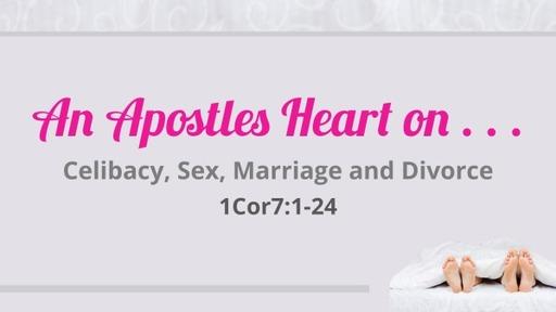 An Apostles Heart on . . .