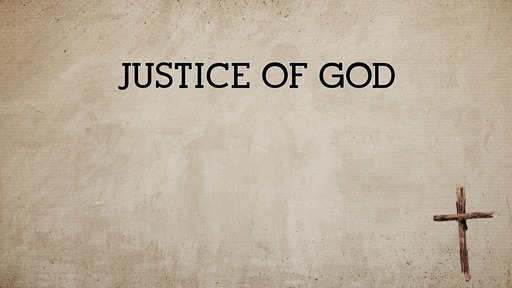 Justice of God
