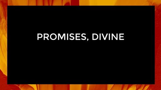 Promises, divine