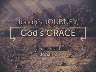 Jonah's Journey, God's Grace