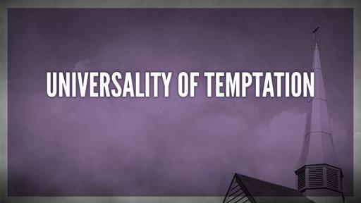 Universality of temptation
