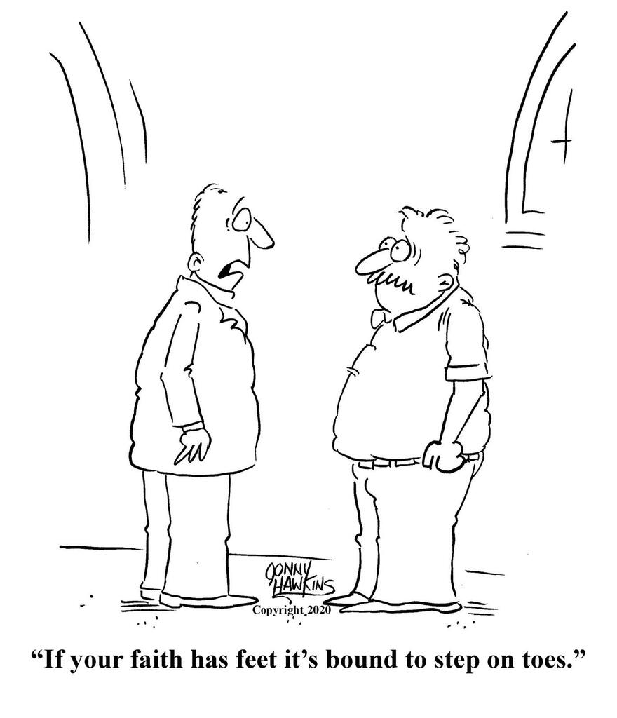 Faith Has Feet large preview