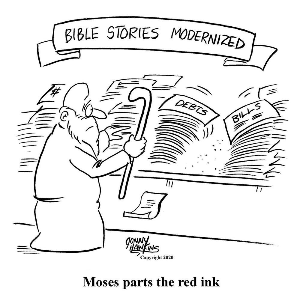 Modern Moses large preview